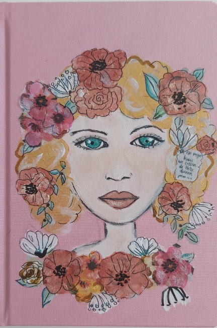 Art notebook Just Pray